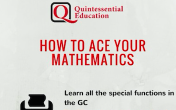 H2 Maths Tuition Tips on how to ace your mathematics examination