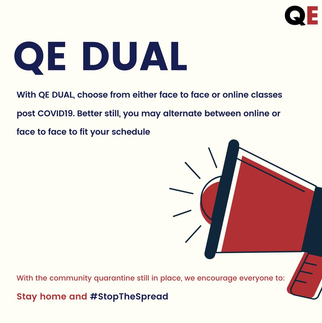 QE dual